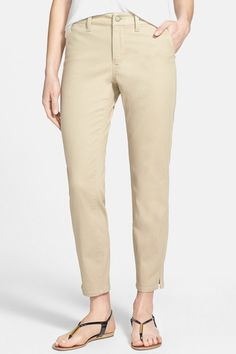 check in store nord rack, avail online Aileen Ankle Trouser Jean (Petite)