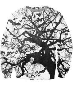 RageOn Technodrome1 Yosemite Sam Crewneck Premium All Over Print Sweatshirt