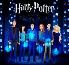 Harry Potter and The Order of The Phoenix by emmilinne