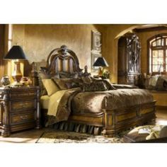 Tuscan Style.... Gold and yellow accents work well