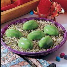 Dinosaur Eggs Recipe  #birthday #dinosaur