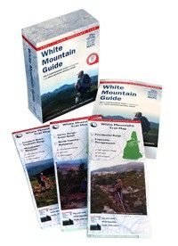 AMC's White Mountain Guide, 29th edition (book and map set)
