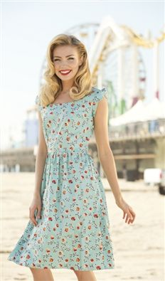 XXL 1X 16 (UK 18-20) SEXY Womens Easter Dress Wedding Spring ...