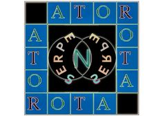 """Serpens Rota (Sator arepo teNet opera rotaS).   N is hebraïc Nun, ancient serpent who became the fishes . Other references for N: « In hebrew Nahash=serpent, in Latin Naïas=Naïad, in greek Naiad, nereide= mermaid, water spirit». Neck (English) or Nixe (German) are water spirits who usually appear in human form - ((N.B:  In the bible Joshua is called """"Jesus son of Nun"""" = son of the fish.  (Joshua, Yehoshua,Josue, Isaiah, Yahshuah, Ihesus, Jesus, have all the same meaning: """"Yah is the savior"""""""
