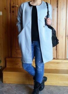 Kup mój przedmiot na #vintedpl http://www.vinted.pl/damska-odziez/plaszcze/8626664-plaszcz-parka-piankowa-piankowy-blekitny-pastelowy-wiosenny-wloski