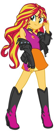 Kotobukiya Sunset Shimmer by on DeviantArt Twilight Sparkle Human, Twilight Sparkle Equestria Girl, Princesa Twilight Sparkle, My Little Pony Twilight, Girl Friendship, My Little Pony Friendship, Friendship Games, Ever After High, Equestria Girls