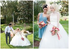 Oatlands Historic House & Gardens- Styled photo shoot; Bellwether Events; Holly Heider Chapple Flowers; Valentina Chaviano Couture; Jenny Yoo from Bella Bridesmaids Richmond; Cyn Kain Photography