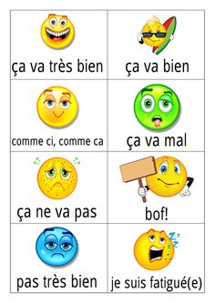 French Greetings - How are you? | Teaching Resources