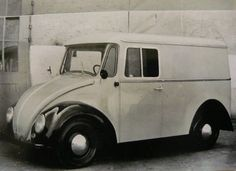 Early VW Fridolin