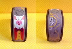 I'm Late! Decals to decorate Disney Magic Bands! www.myfantasybands.com