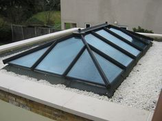 Reflex Glass are leading manufacturer and supplier of roof lanterns and skylight. Roof Skylight, Roof Window, Skylights, Orangery Roof, Glass Conservatory, Roofing Options, Roof Extension, Orangery Extension, Roof Lantern