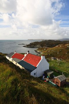 Isle of Scalpay, Outer Hebrides, Scotland