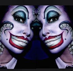 IG: ellie35x Halloween makeup - Ursula