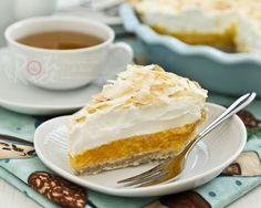 Mango Coconut Cream Pie Recipe on Yummly