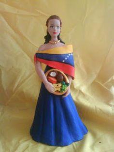 desireemanaureartesanias: ARTESANIAS TIPICAS DE VENEZUELA