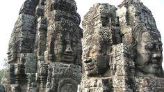 Bayon Temple Comples The Wonderful Ruins of Angkor Wat | Nomadic Matt's Travel Site
