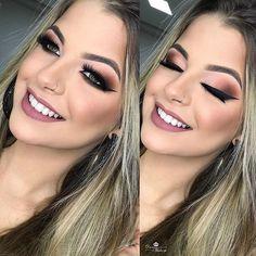 natural makeup looks Prom Makeup, Wedding Hair And Makeup, Bridal Makeup, Hair Makeup, Pageant Makeup, Makeup Shop, Makeup Inspo, Makeup Inspiration, Makeup Tips