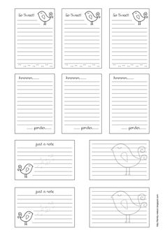 1000 images about journal cards on pinterest journal for Pregnancy journal template free