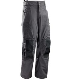 Leaf.Arcteryx Talos Pant Men's A hot climate combat pant made of light, breathable, nylon/cotton jersey fabric, reinforced with heavy duty webbing knees.