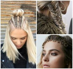 These hair rings are so cool and can be added to so many hairstyles! Wear them in braids, twists, updos, or dreadlocks. Here are 25 ways to wear this new trend. Christina Aguilera Ariana Grande Shay Mitchell Huda Kattan Source Source Source Source Source Source Source Source Source Source Source Source Source Source Source Source Source …