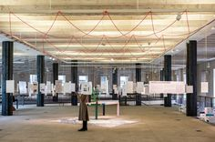 Letters to the Mayor is the exhibition resulting from the initiative intended to improve communication and break down the barriers between architects and local political authorities
