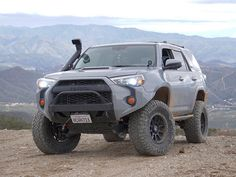 Check out these 18 modified Toyota gen for ideas on your own build! Check out these 18 modified Toyota gen for. Lifted 4runner, Toyota 4runner Trd, Toyota Tundra, Overland 4runner, Lifted Jeep Cherokee, Toyota Girl, Pick Up 4x4, Fender Flares, Land Cruiser