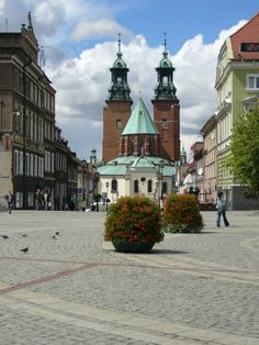 Gniezno - Gniezno, Wielkopolskie, Poland
