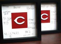 DIY Coach Appreciation Gift Idea