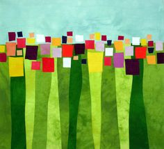 Color Fields #9 by Lisa Flowers Ross