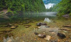 Alouette Lake Clearity by James Wheeler, via 500px