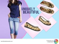Liberty shoes is an online fashion brand which has an outstanding collection of casual footwear for women's. If you are looking for a wow collection of ladies casual shoes so you are at the right place. Here you can choose best casual shoes at pocket friendly prices.