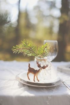 woodland-tablescape