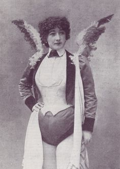 Mademoiselle de Rigny - photographed by Georges Bataille.
