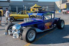 Custom Cars of Bentonville Heat up the Hot Wheels Legends Tour - MotorTrend Custom Trucks, Custom Cars, Tonka Trucks, Bmw Isetta, Buick Roadmaster, Go Car, Chevy C10, Hot Wheels Cars, Heart For Kids