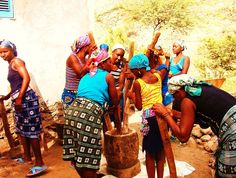 women of cape verde Cape Verde Food, Brave, French West Africa, Semester At Sea, Cap Vert, Comida Latina, Countries To Visit, Guinea Bissau, My Heritage