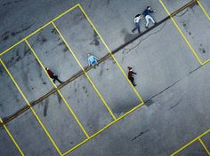Speelse foto's geschoten vanuit de lucht - EYEspired