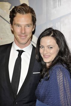 HQ|Benedict Cumberbatch | Lara Pulver | Specsavers Crime Thriller Awards in London