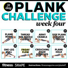 Plank Challenge: Step Up Your Side Plank