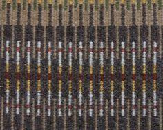 17 Best images about Raanu / Krokbragd Weaving Designs, Weaving Patterns, Weaving Textiles, Tapestry Weaving, Loom Weaving, Hand Weaving, Rug Hooking, Woven Rug, Textile Art