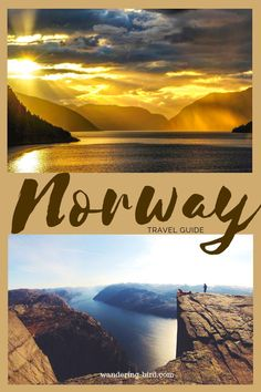 Thinking of visiting Norway? Oh wow- it's one of the best places we've travelled to! Here's some of our best tips and itinerary ideas, as well as the best places to visit, things to do, whether to go in summer or winter and how to see the fjords! You're going to have a great time. #norway #travel #itinerary #tips #thingstodo