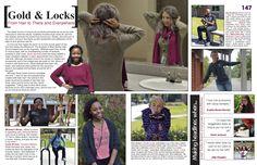 // IMPRESSIONS, West Ashley High School, Charleston [SC] #Jostens #LookBook2015 #Ybklove