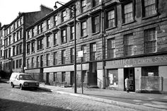 Glasgow in the 1970s - West and North