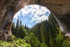 Широка поляна, Каньона на водопадите и Чудните мостове - Евгени Динев