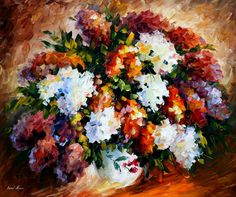 LILAC - Palette knife Oil Painting  on Canvas by Leonid Afremov http://afremov.com/LILAC-Palette-knife-Oil-Painting-on-Canvas-by-Leonid-Afremov-Size-36-x30.html?bid=1&partner=20921&utm_medium=/vpin&utm_campaign=v-ADD-YOUR&utm_source=s-vpin