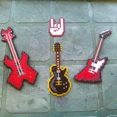 gibson guitar hama beads - Sök på Google