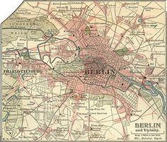 Berlin und Charlottenburg ca.1900