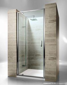 #Vismaravetro, #cabine #doccia del design unico e contemporaneo, per impreziosire il tuo #bagno - www.gasparinionline.it #design #home #shoewer #italiandesign