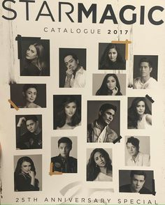 These are the talents of Star Magic that will be seen on the Star Magic Catalogue 2017 such as Piolo Pascual, John Lloyd Cruz, Daniel Padilla, Elmo Magalona, Bea Alonzo, Kathryn Bernardo, and Liza Soberano, just to name a few. Please watch for the StarMagic talents for the Star Magic Catalogue 2017. Indeed, the Star Magic talents are my favourite Kapamilyas and Star Magic is the best Kapamilya talent agency in the Philippines. #StarMagicCatalogue #StarMagicCatalogue2017 Child Actresses, Child Actors, Young Actors, Sunshine Cruz, Joseph Marco, Joshua Garcia, Paulo Avelino, Coco Martin, Maja Salvador