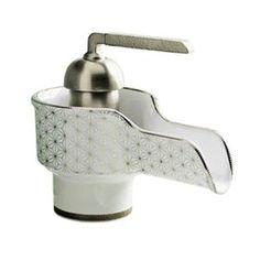 Bol Bathroom Faucet - KOHLER Bol 4 in. Single Hole 1-Handle Low-Arc Bathroom Faucet in Biscuit