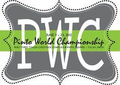 PWC12 Pinto World Show, 2012 Live!